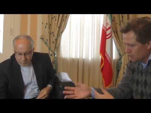 EIR interviews H.E. Ambassador Bayat, Islamic Republic of Iran to Denmark about Iraq, June 19, 2014