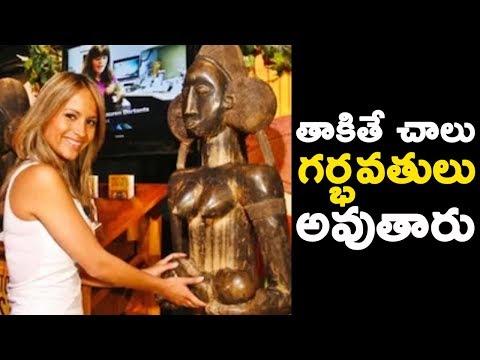 Legendary African Fertility Statues Mystery || T Talks