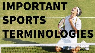 Sports & Terms - Static General Knowledge