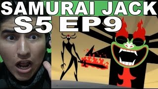 Samurai Jack Season 5 Episode 9 REACTION!