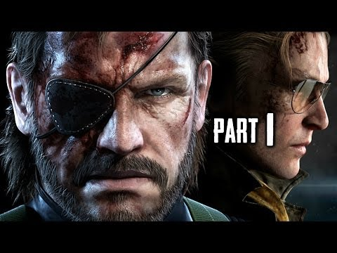 Metal Gear Solid 5 Ground Zeroes Gameplay Walkthrough Part 1 – Skull Face (MGS5)