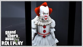 GTA 5 Roleplay - Finding Pennywise in Sewers | RedlineRP #83