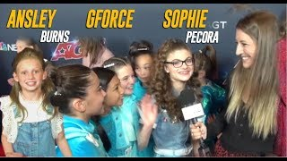 Ansley Burns, Sophie Peccora & G-Force REACT To AGT Live Shows | America's Got Talent