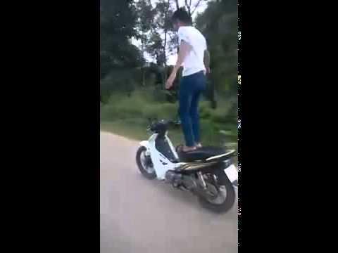 Rider fail