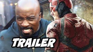 Luke Cage Season 2 Trailer and Daredevil Season 3 Trailer Theory