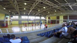 Netherlands vs Hungary (Part 1) - Central Banks Eurovolley 2014 Athens