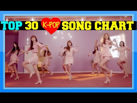 K-VILLE'S [TOP 30] K-POP SONGS CHART - APRIL 2016 (WEEK 5)