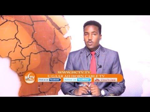 Qodobada Wararka Ee Horn Cable TV By Cabdishakuur Dayib