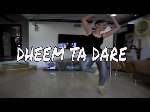 Ramona Sav Bharatanatyam Dheem Ta Dare Dance video