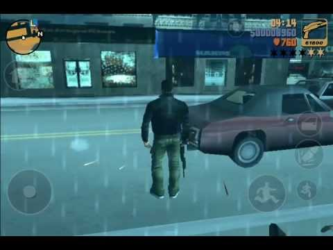How To Hack GTA III IOS Using Cydia | How To Make & Do Everything!