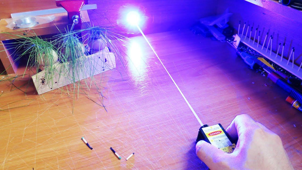 Как сделать мощный лазер своими руками - Vsedelkin 8