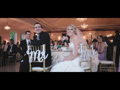 Patrick and melissa wedding