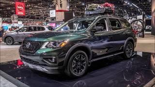 Nissan Pathfinder Rock Creek Edition: Chicago 2019 Slideshow