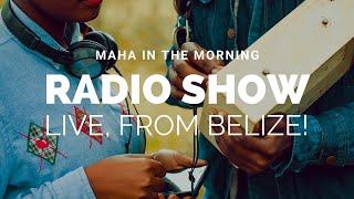 Maha in the Morning - Indie Radio Closet, LIVE STREAM THREE!