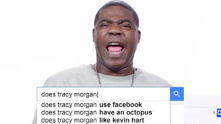 Tracy Morgan Answers the Web