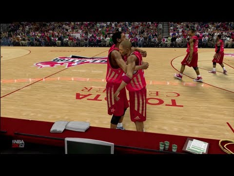 NBA 2K13 - 2013 NBA All-Star Game   NBA 2K13 Full Review & First Impressions With RegularDave2975