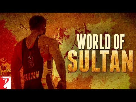 World Of Sultan | Salman Khan | Anushka Sharma