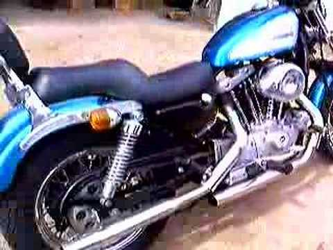 1982 Harley-Davidson 1000 Sportster 4-Sale