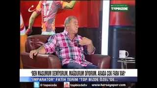 11 MAYIS 2013 CUMARTESİ TOP BIZDE TAM KAYIT