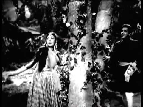 Kohinoor---Do Sitaron Ka Zameen -  1960....Rafi & Lata -