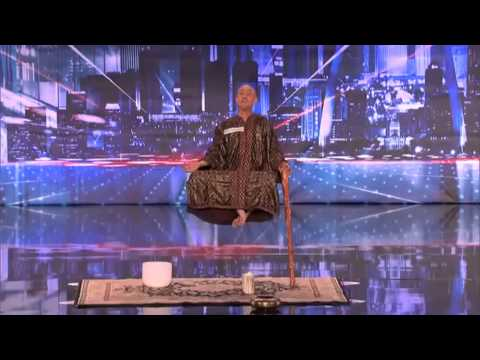Levitación en America's Got Talent 2013 - Internet El Mate
