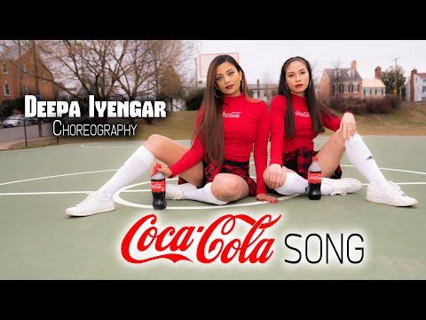 Luka Chuppi - COCA COLA tu Song | Deepa Iyengar - Bollywood Dance Choreography | Neha Tony Kakkar