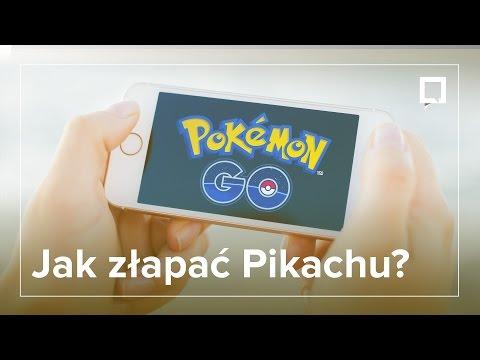 Pokemon GO: Na Tropie Pokemonów + BONUS: Jak Złapać Pikachu