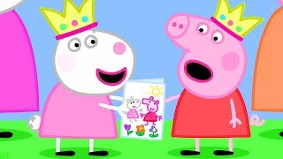 Peppa Pig Full Episodes | Suzy Goes Away | Cartoons for Children