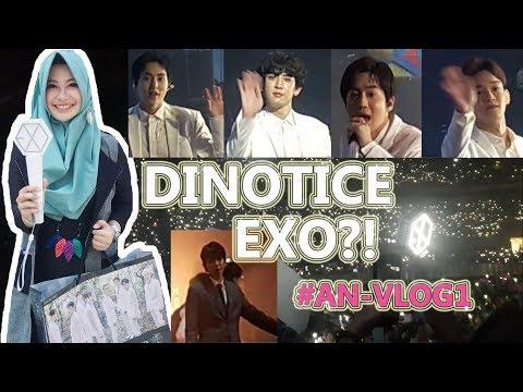 ANVLOG#1 | EXO NOTICED ME! The EℓyXiOn Malaysia