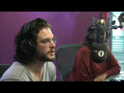 Part 2 Kit Harington Grimmy BBC Radio 1 2016