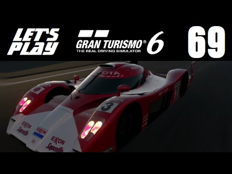 Let's Play Gran Turismo 6 - Part 69 - GT World Championship