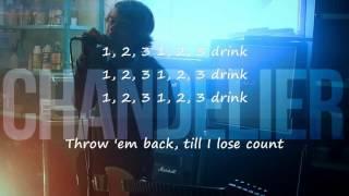 download lagu Chandelier Rock Cover gratis