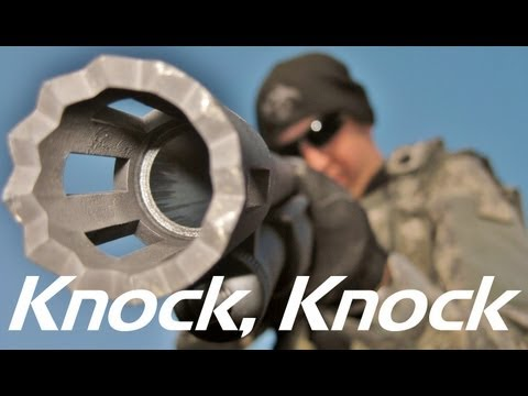 Door Knockin' - Mossberg 500 Breacher Barrel Shotgun Demo with Specialist MC Peepants