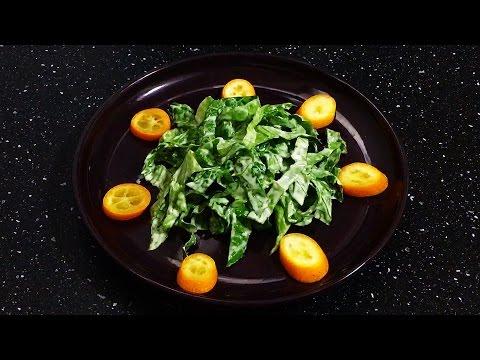 Салат ромэн, очень вкусный!