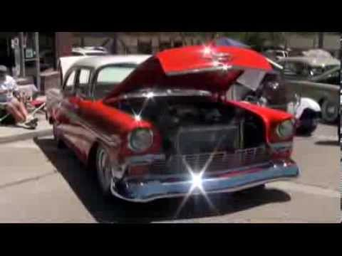 Ridge Route Run - Frazier Park Car Show - Classic & Vintage Autos