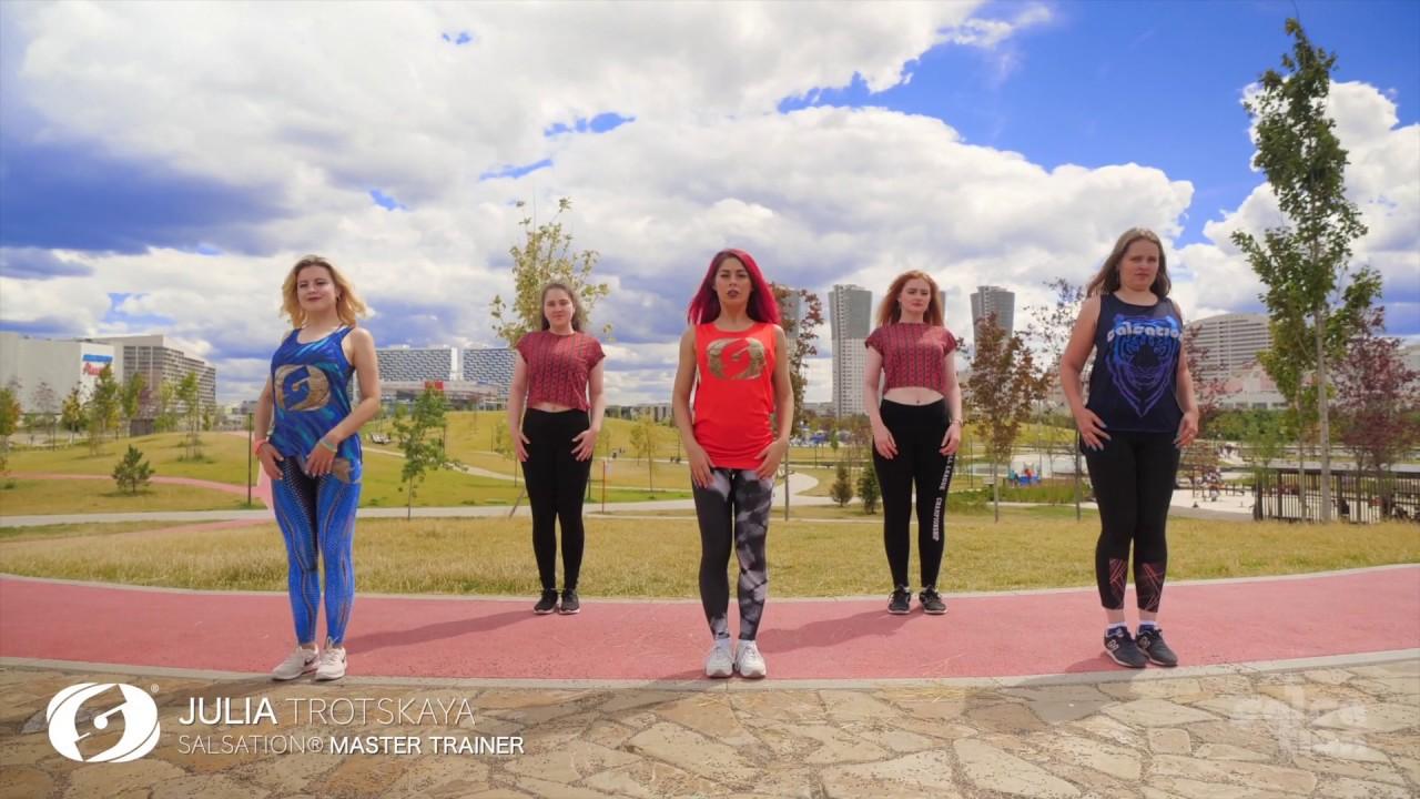 QUE GANO OLVIDANDOTE by Reik ft. Zion & Lennox | SALSATION Choreography