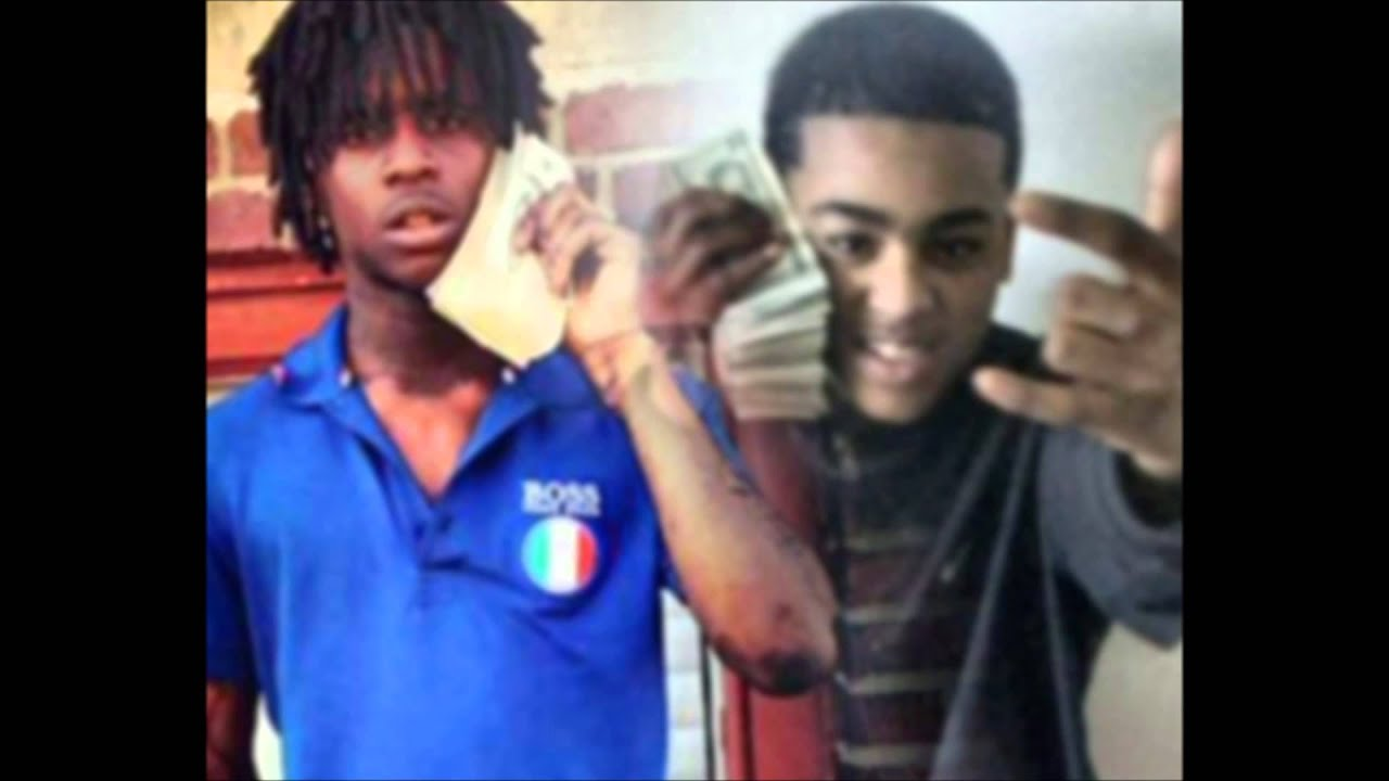 Chief Keef Brother Funeral And chief keef.
