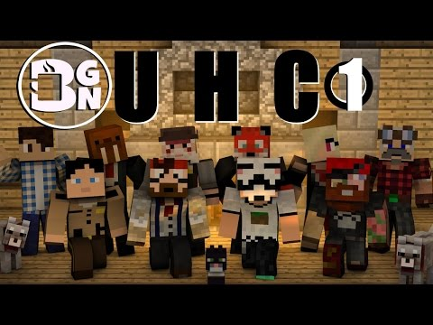 BREWCRAFT UHC - 1 - Minecraft Ultra Hardcore PVP