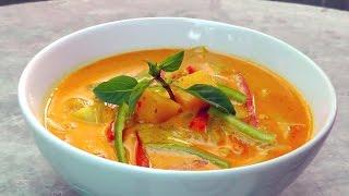 Download Lagu Vegan Vegetarian Thai Recipe: Yellow Curry Gratis STAFABAND