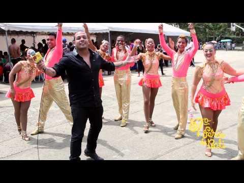 Yan Collazo invita a disfrutar la Feria en Cali, Capital de la Alegría.