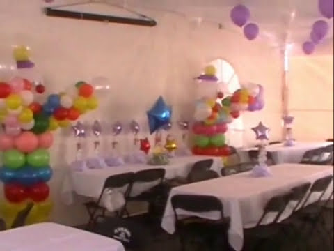 curso decoracion con globos ( PAYASITOS)