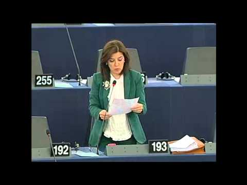 Izaskun Bilbao Barandica on Eliminating gender stereotypes in the EU