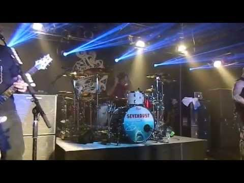 """Angels Son"" by Sevendust LIVE at The Machine Shop #1"