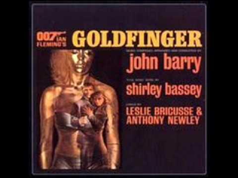 John Barry - Goldfinger Instrumental