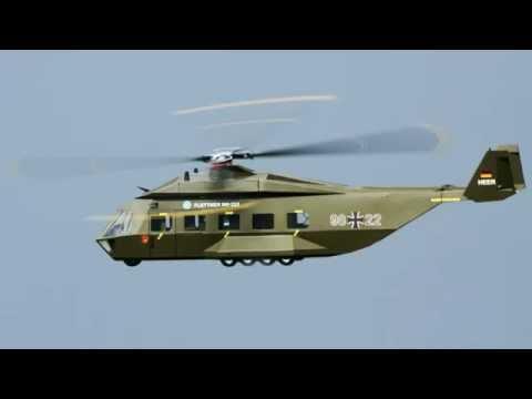[RC-Modell] Umwandlung Sikorsky CH-53 in Flettner-Hubschrauber
