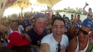"""I Don't Care, I'm Aussie"" Fitzy and Wippa's Icona Pop parody"