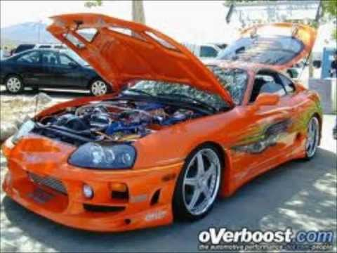 Modified Car Toyota Supra Modified Toyota Supra 2