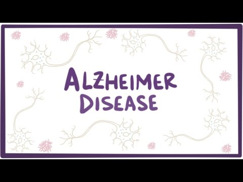Alzheimer's disease - plaques, tangles, causes, symptoms & pathology thumbnail