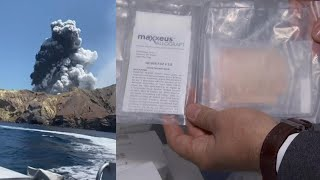 Human Skin Needed to Help Victims of New Zealand Volcano