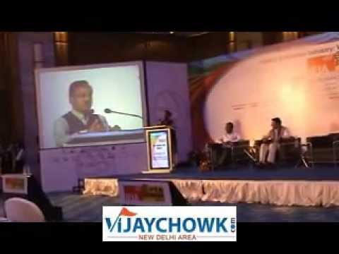 Address by Bhagwat Saran Gangwar Minister of Uttar Pradesh -...